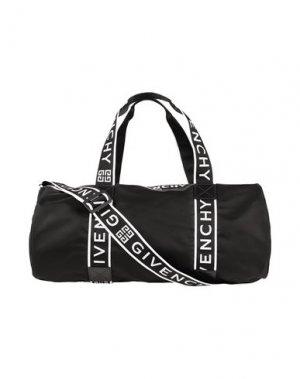 Дорожная сумка GIVENCHY. Цвет: черный