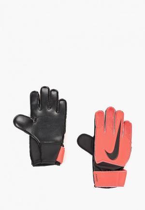 Перчатки вратарские Nike NK GK MATCH JR-FA18. Цвет: красный