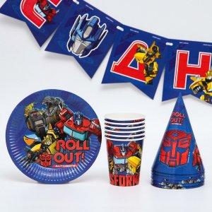 Набор бумажной посуды Hasbro