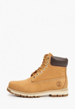 Тимберленды Timberland Radford 6 Boot WP WHEAT. Цвет: коричневый