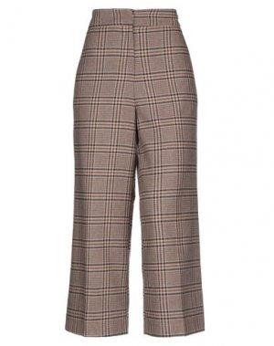 Повседневные брюки B.YU. Цвет: верблюжий