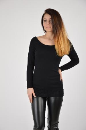 Джемпер ADL knitwear. Цвет: черный