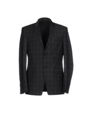 Пиджак BILLTORNADE. Цвет: стальной серый