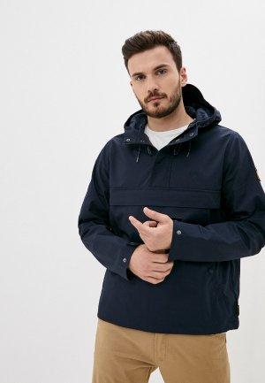 Куртка Element BARROW LIGHT. Цвет: синий