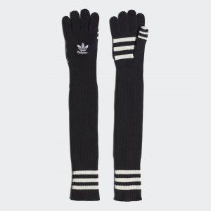 Перчатки Originals adidas. Цвет: черный