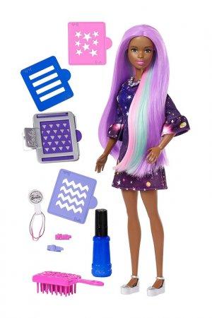 Волшебство прически Barbie. Цвет: мультицвет, розовый