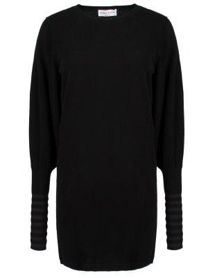 18556417-GA Черный/рукав фонарик SONIA RYKIEL. Цвет: черный