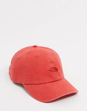 Красная кепка Norm-Красный The North Face