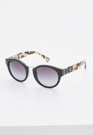 Очки солнцезащитные Burberry BE4227 36098G. Цвет: черный