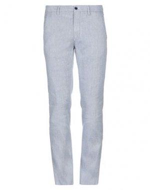 Повседневные брюки EM'S OF MASON'S. Цвет: лазурный