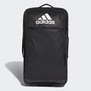Сумка T.TROLLEY M Performance adidas. Цвет: черный