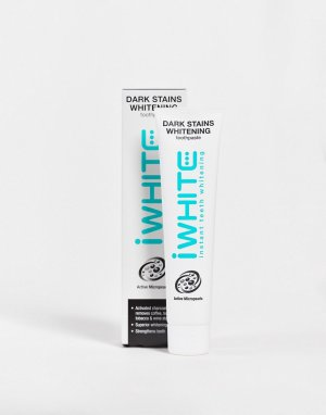 Отбеливающая зубная паста iWhite Dark Stains 75 мл-Бесцветный Beauty Extras
