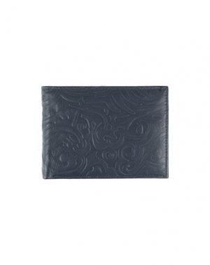 Бумажник JOHN RICHMOND. Цвет: темно-синий