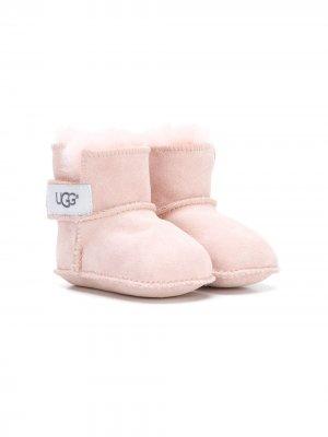 Угги-пинетки Ugg Australia Kids. Цвет: розовый