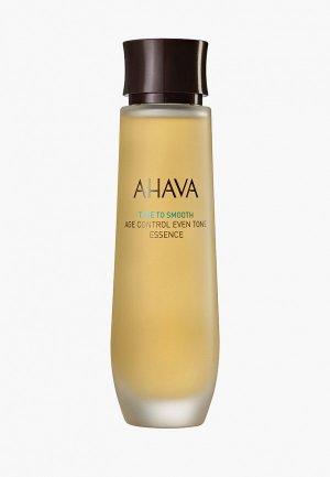 Сыворотка для лица Ahava Time To Smooth выравнивающая тон кожи 100 мл. Цвет: прозрачный