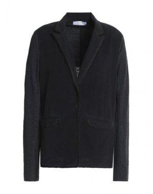 Пиджак BAILEY 44. Цвет: стальной серый