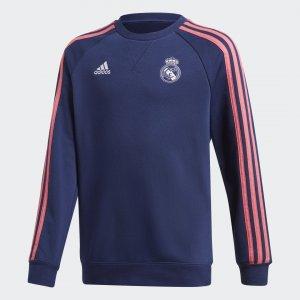 Джемпер Реал Мадрид Performance adidas. Цвет: белый