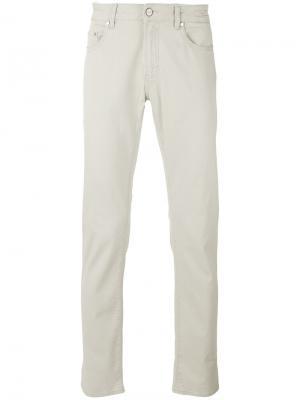 Классические брюки-чинос Pt05. Цвет: нейтральные цвета