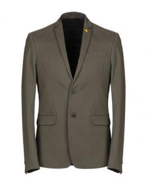 Пиджак PATRIZIA PEPE. Цвет: зеленый-милитари