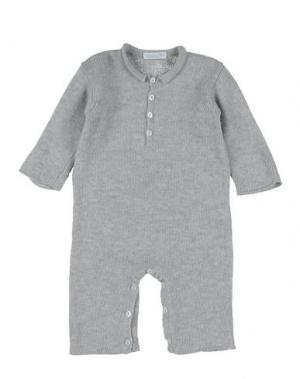 Детский комбинезон COLIBRI. Цвет: серый