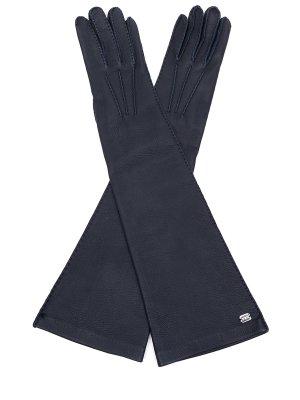 Перчатки кожаные удлиненные MALO