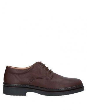 Обувь на шнурках BOOMERANG. Цвет: какао