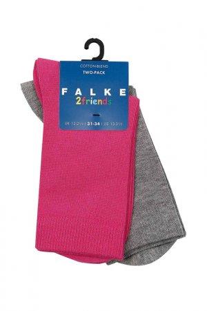 Носки Falke. Цвет: двухцветный