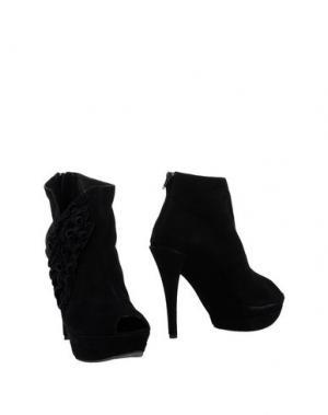 Полусапоги и высокие ботинки FRIIS COMPANY. Цвет: черный