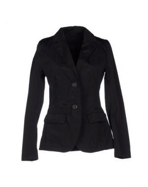 Пиджак ADD. Цвет: черный