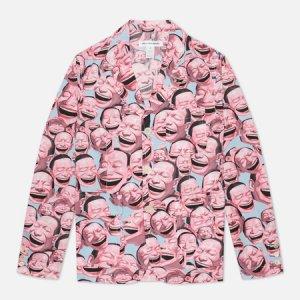 Мужской пиджак x Yue Minjun All Over Print Comme des Garcons SHIRT. Цвет: розовый