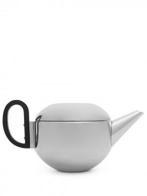 Заварочный чайник Form Tom Dixon. Цвет: серебристый