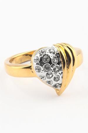 Кольцо Slava Zaitsev. Цвет: золотой, серебро