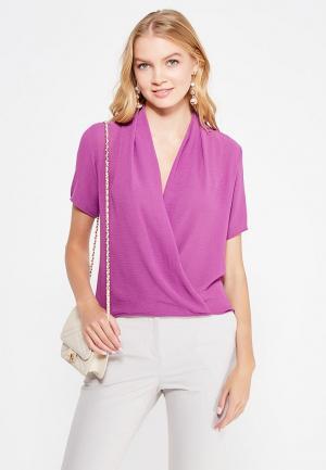 Блуза Levall. Цвет: фиолетовый