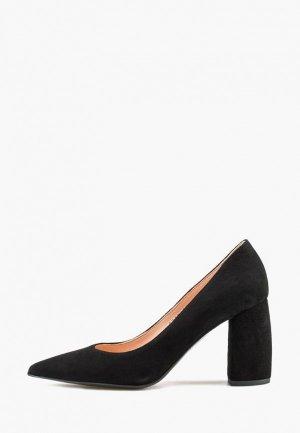 Туфли Giotto. Цвет: черный
