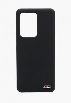 Чехол для телефона BMW Galaxy S20 Ultra. Цвет: черный