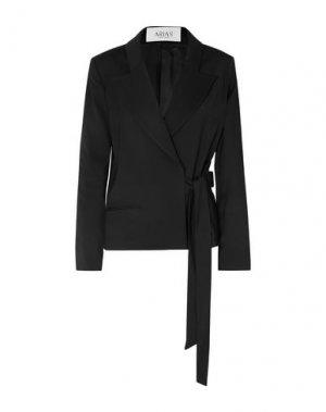 Пиджак ARIAS. Цвет: черный
