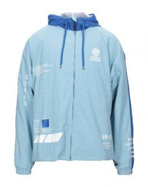 Куртка FRANKLIN & MARSHALL. Цвет: небесно-голубой