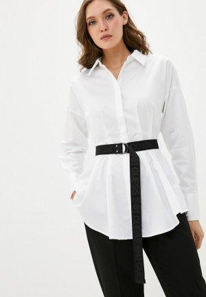 Блуза Guess Jeans. Цвет: белый