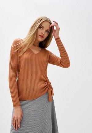 Пуловер Seventy. Цвет: коричневый
