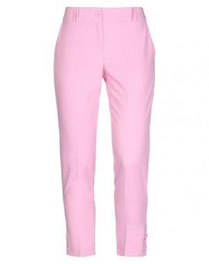 Брюки-капри MARC ELLIS. Цвет: розовый