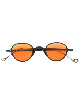 Солнцезащитные очки RE C.A 3-5 Eyepetizer. Цвет: черный