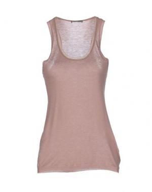 Майка TOY G.. Цвет: пастельно-розовый