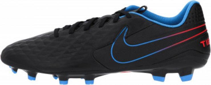 Бутсы мужские Legend 8 Academy FG/MG, размер 41.5 Nike. Цвет: черный