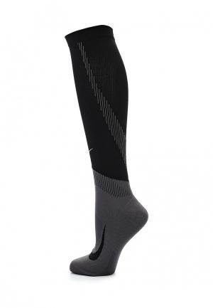 Гетры Nike SPARK COMPRESSION KNEE-HIGH RUNNING SOCKS. Цвет: черный