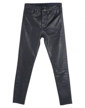 Повседневные брюки JOE'S JEANS. Цвет: темно-синий