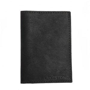 Обложка для паспорта Broad Black