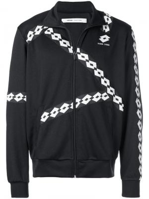 X LOTTO jacket Damir Doma. Цвет: черный