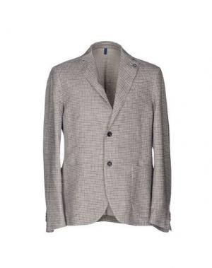 Пиджак HARMONT&BLAINE. Цвет: светло-серый