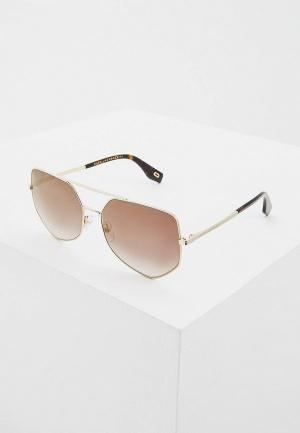 Очки солнцезащитные Marc Jacobs 326/S 01Q. Цвет: серебряный