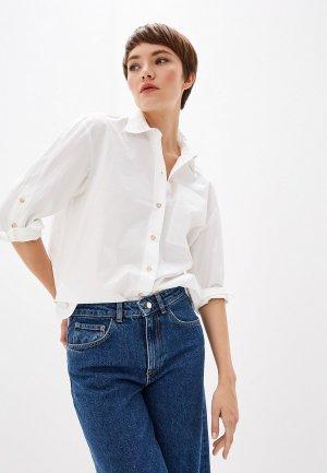 Рубашка Ba&Sh. Цвет: белый